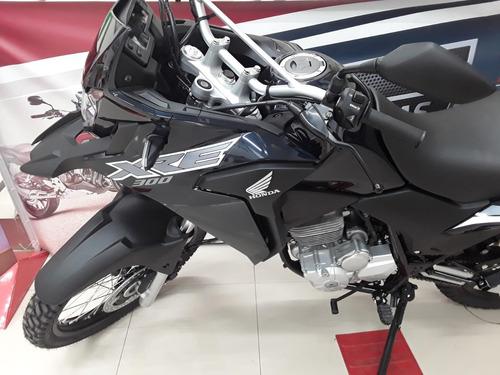 xre 300 abs flex - novo design - suspensão pro-link - vd/trc