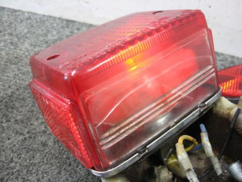 xs 750 / xs 650  yamaha  1978/79  lanterna de freio