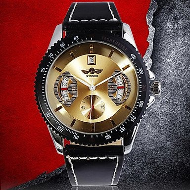 xs winner mechanical watches mens auto vogue sports car f1