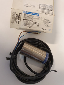 Telemecanique xs8 c40pc449 inductiv sensor proximidad