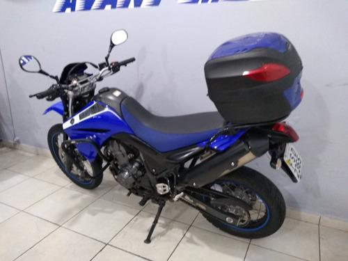 xt 660 r 2014 azul