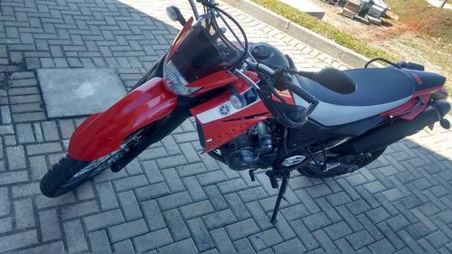 xt 660r vermelha 22.000 km