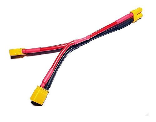 xt30 y para 2 baterias em paralelo - cabeado