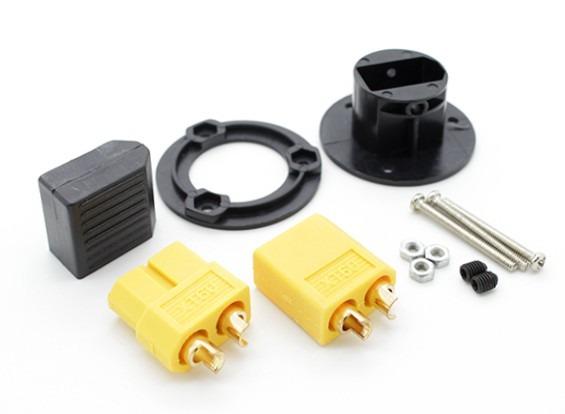 xt60 panel mounting kit kit de montagem painel para xt60 r 15
