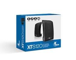 xts-120con cable usb 2.0 altavoces - | 4 vatios
