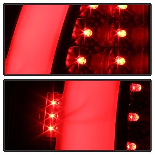 xtune alt-on-ff15097-lbled-bsm luz trasera, 1 paquete