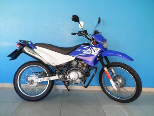 xtz 125 k 2014  azul  novissima!!! linda !!!