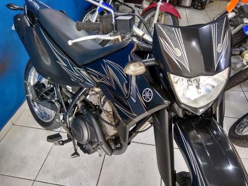 xtz 125 xe 2013 linda moto ent 1.000 + 12 x 650 rainha motos