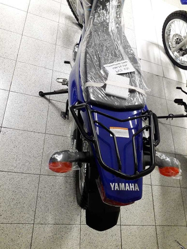 xtz 125e 2019 nueva yamaha