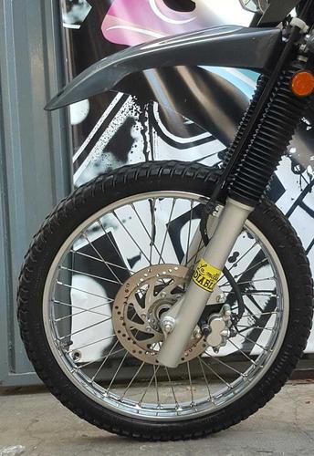xtz 250 enduro moto yamaha