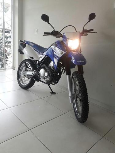 xtz 250 lander 249cc lander blueflex