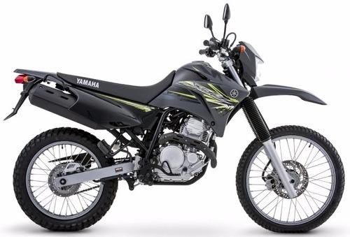 xtz 250 moto