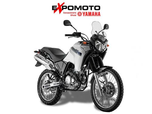 xtz 250 z super tenere  yamaha gris - expo moto