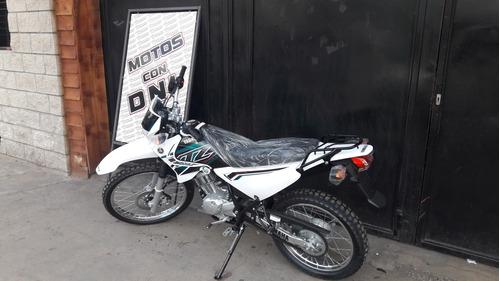 xtz125 motos yamaha