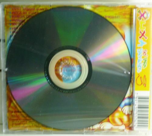 xuxa cd só para baixinhos vol 3 não sandy eliana angelica