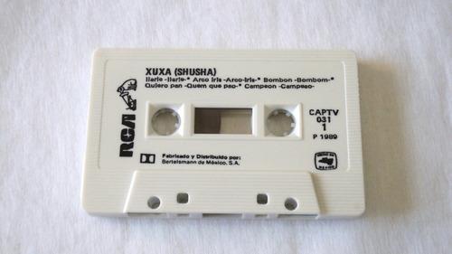 xuxa shusha cassette 1989 bertelsmann mexico ilarie