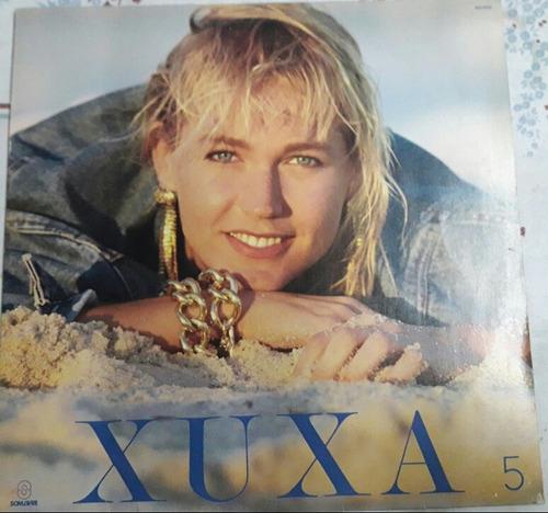 xuxa5 usado importado brasil en portugués 1990