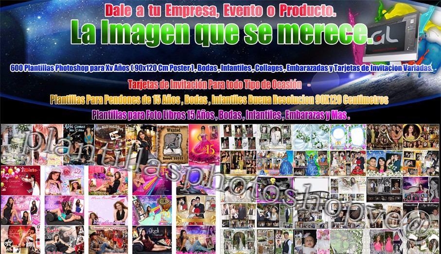 Xv Años Fondos Plantillas Photoshop Editables 700 Psd Mas