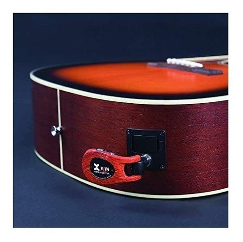 xvive u2 - sistema inalámbrico para guitarra 200095