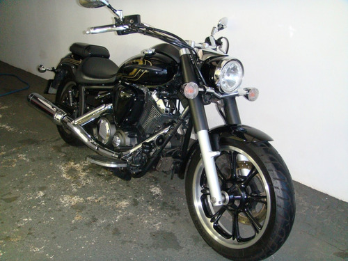 xvs 950 midnight star - nova e impecável !