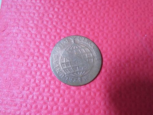 xx réis 1778; moeda de cobre