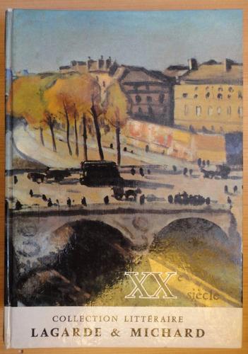 xx siécle les grands auteurs francais collection litteraire