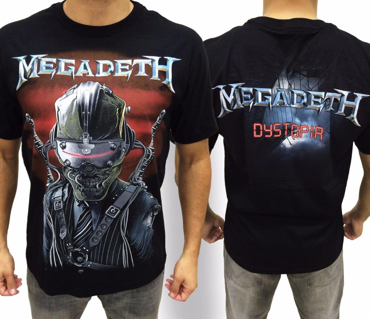 373e8d2ae036f Xxg Camiseta Megadeth E1141 Consulado Do Rock - R  61