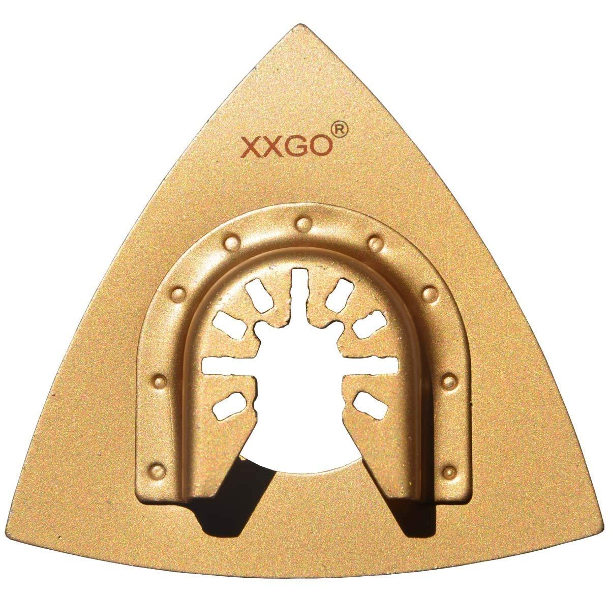 Craftsman Multi Tool Compatible Oscillating Tool Triangular Carbide Rasp