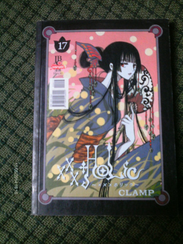xxx holic 17 - clamp - jbc mangas