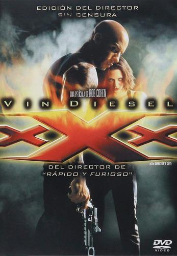 xxx triple x rob cohen vin diesel pelicula dvd