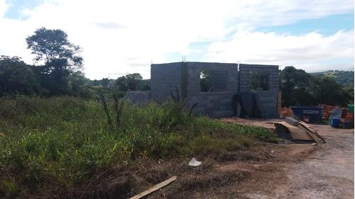 y chácaras de 1000m² livres pronto p/ construção