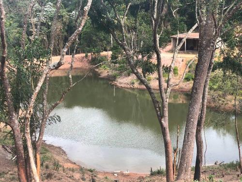 y ocasião p/comprar a sua chácara de 1000m² c/bosque e lago