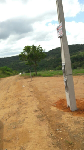 y terrenos 1000m² prox. a represa c/documentação ok