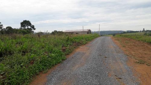 y  terrenos rurais de 1000m² livres p/construir sua chácara