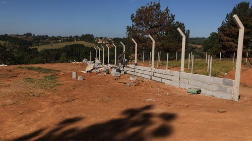 y últimas chácaras 1000m² c/ água e luz pronto p/construção