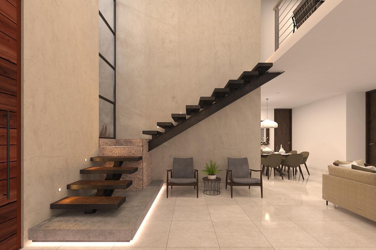 ¡yaax-beh residencial mod d conkal ! amplias casas con alberca  ,zona norte ,mérida  yucatán.