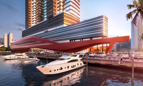 yachthouse by pininfarina - em balneário camboriú