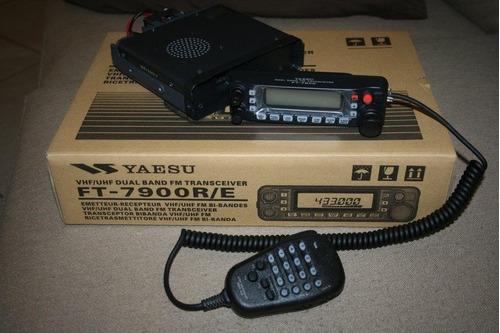 yaesu ft 7900 r/e bibanda + kit de separacion