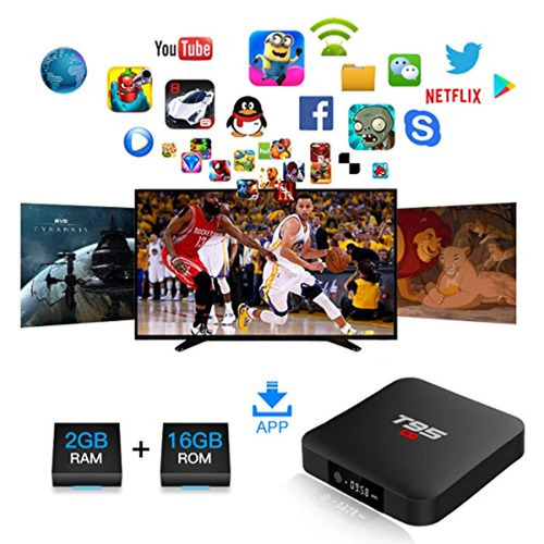 yagala android 7.1 tv box, t95 s1 amlogic