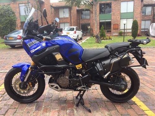 yahama super tenere xt1200z azul 2014