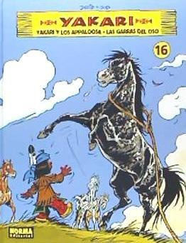 yakari 16(libro cómic infantil y juvenil)