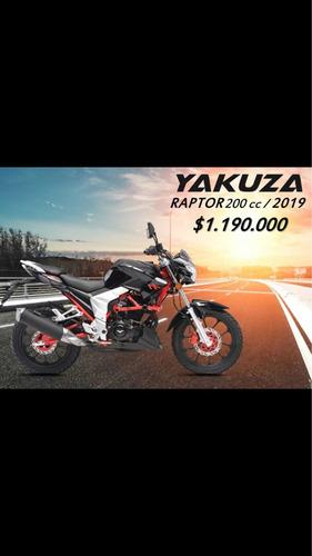 yakuza raptor 200cc raptor