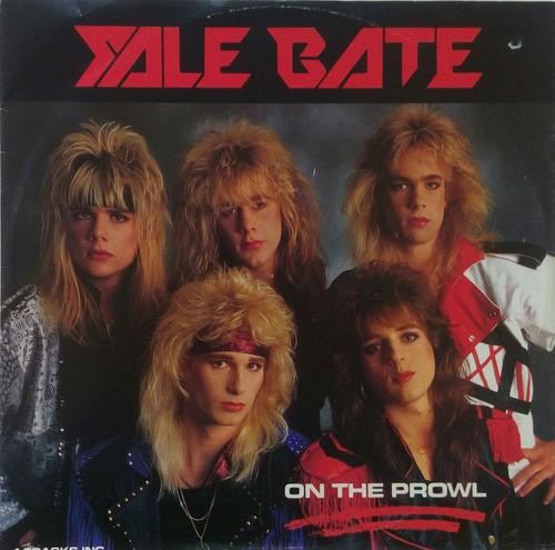 yale bate vinyl on the prowl