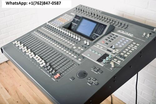 yamaha 02r v2 version 2 digital mixing console very good-aud
