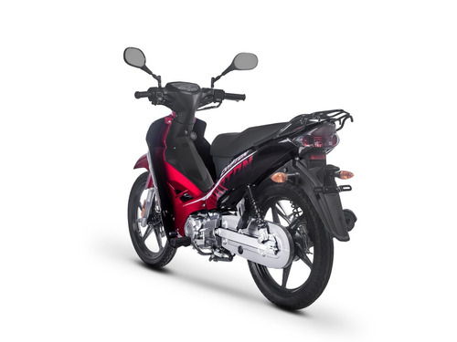 yamaha 110  crypton 2019 financiada/ no wave + palermo bikes