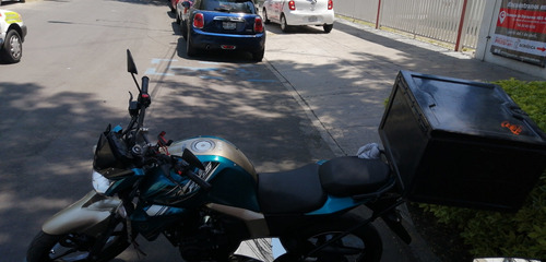 yamaha 150 motor blue core cyan verde