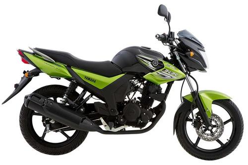 yamaha 150 sz rr test drive - anotate y veni a probarla moto