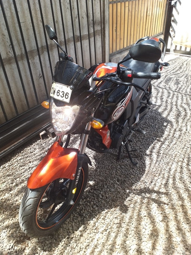 yamaha 150cc modelo f16