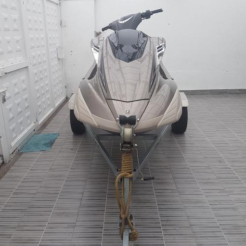 yamaha 1800 fx cruiser sho (30 horas de uso, impecable)