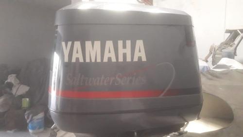 yamaha 200 hp con 320 hs  primera mano real demostrable
